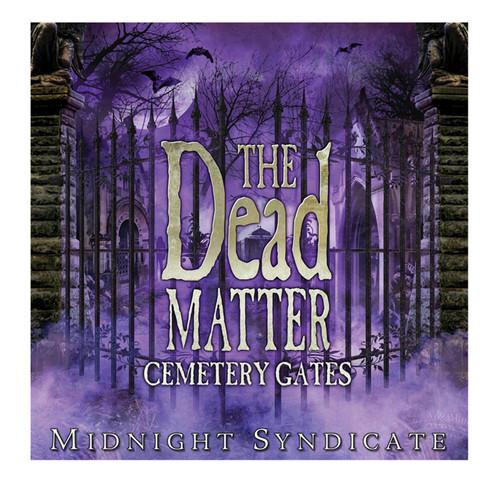 Cd The Dead Matter: Cemetery
