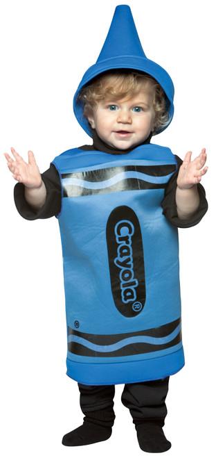 Crayola Infant Blue 18-24 Mts