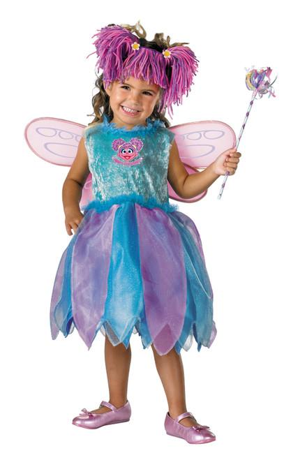 Abby Cadabby Dlx Toddlr 12-18m