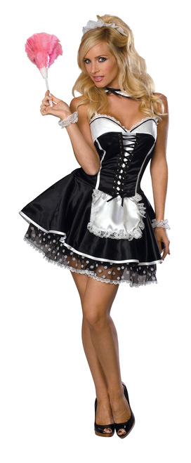 Women's Sexy Maid Costume
