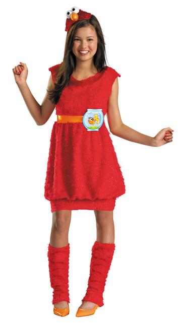 Elmo Child Large 10-12