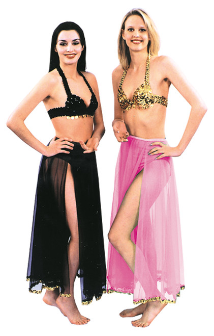 Bra Belly Dance Black B Cup
