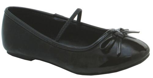 Shoes Ballet Flat Bk Sz 2-3