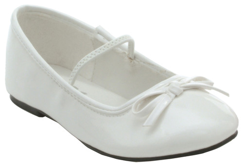 Shoes Ballet Flat Wt Sz 9-10