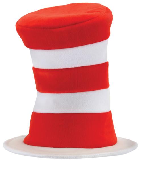 Cat In Hat Hat Dlx Adult