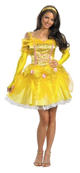 Women's Sassy Belle Costume 4-6