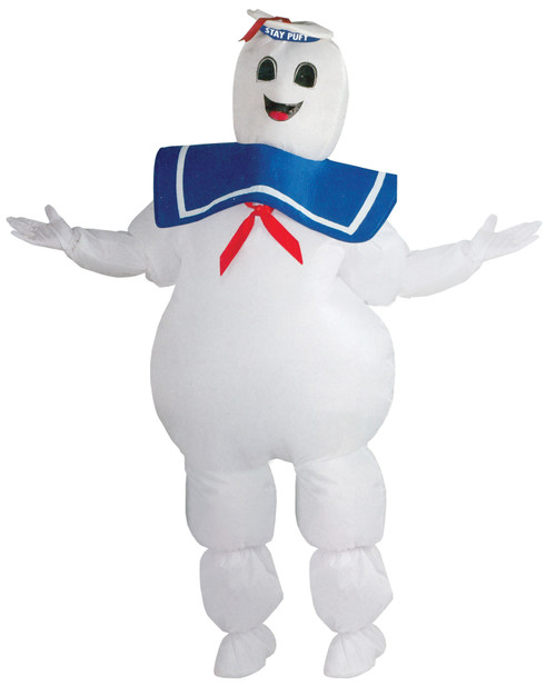 Stay Puft Ghostbuster Inflatable Adult Costume