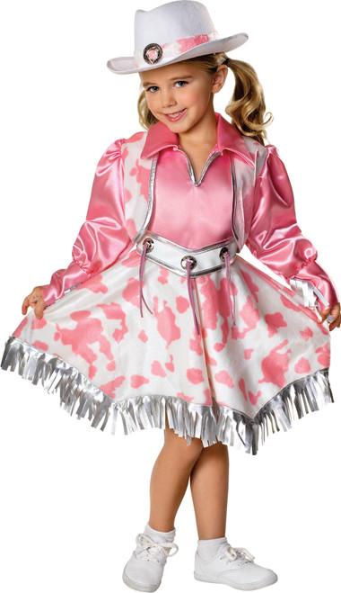 Western Diva Costume Toddler