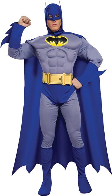 Men's Batman Brave and Bold Costume