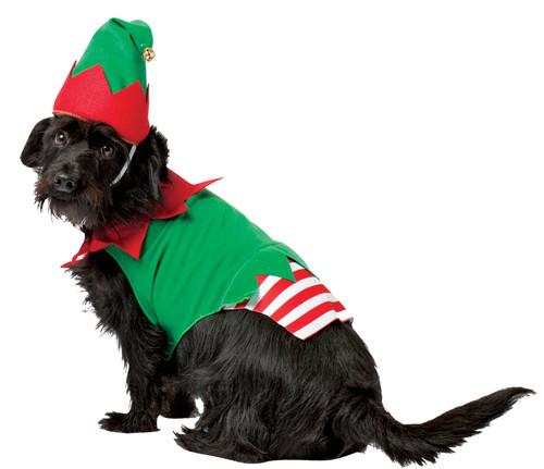 Pet Costume Elf X Small