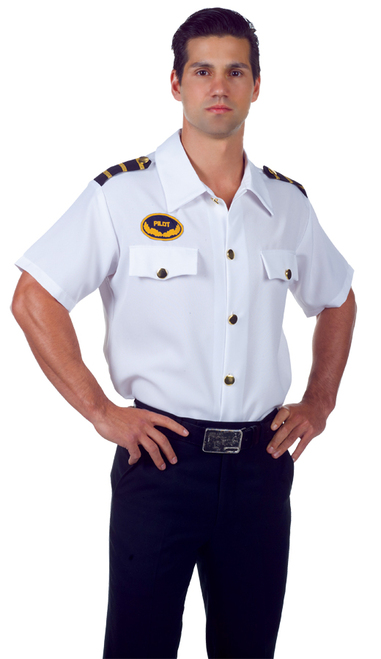 Pilot Shirt Adult One Size