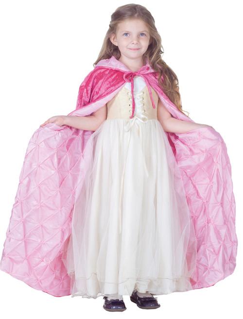 Cape Child Pink Panne Velvet