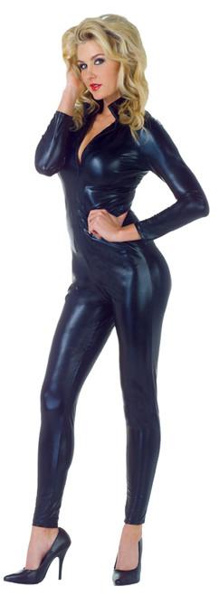 Women's Black Jumpsuit Costume