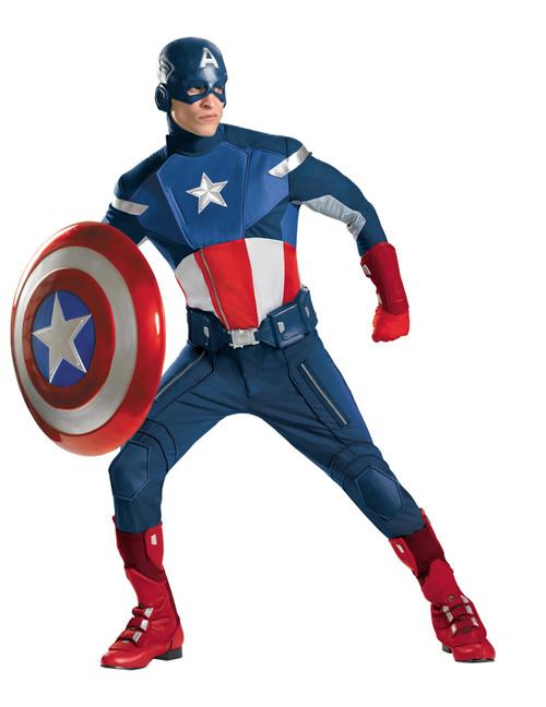 Capt America Avengers Theat