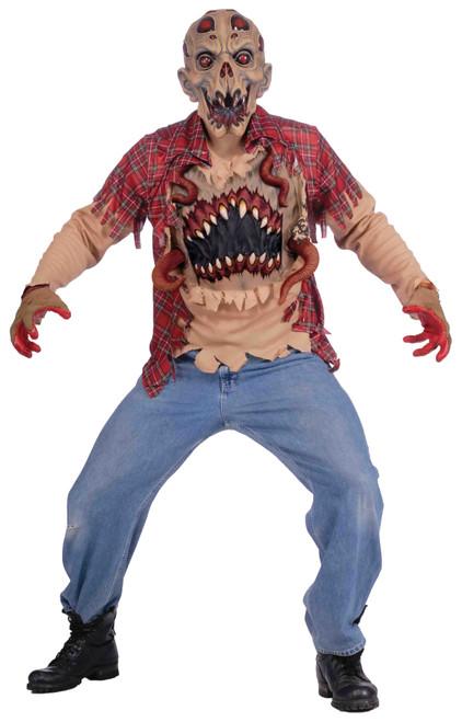 Alien Abduction Adult Costume