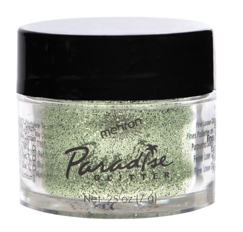 Paradise Glitter Pastel Green