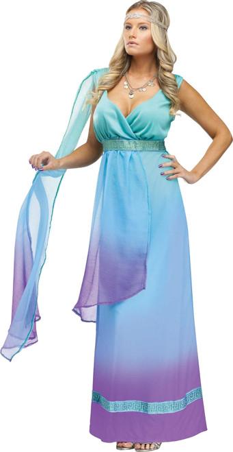 Sea Queen Women's Costume