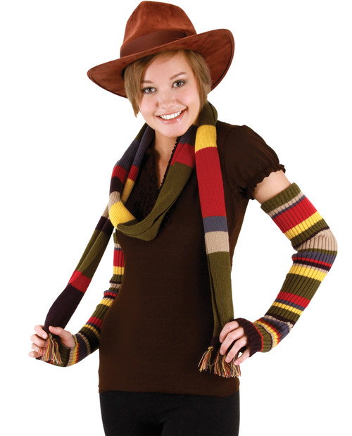 4th Doctor Hat Brown