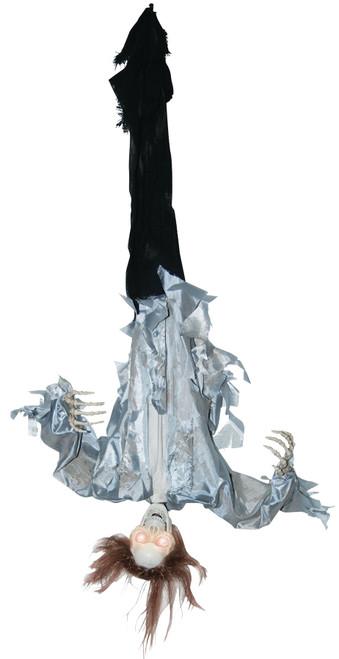 Slashing Upside Down Reaper