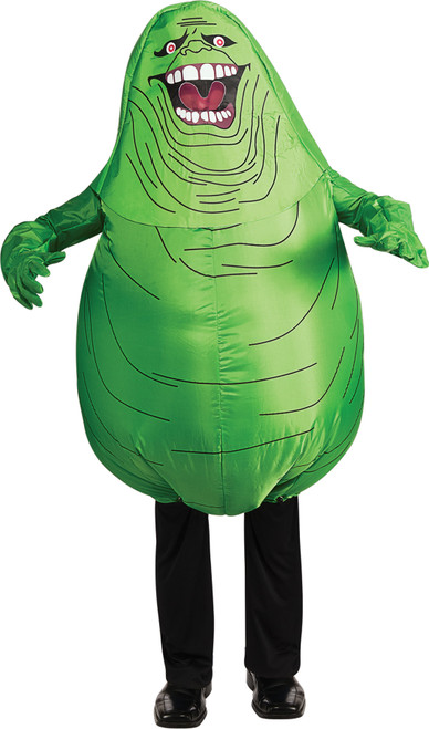 Ghostbusters Slimer Inflatable Adult Costume