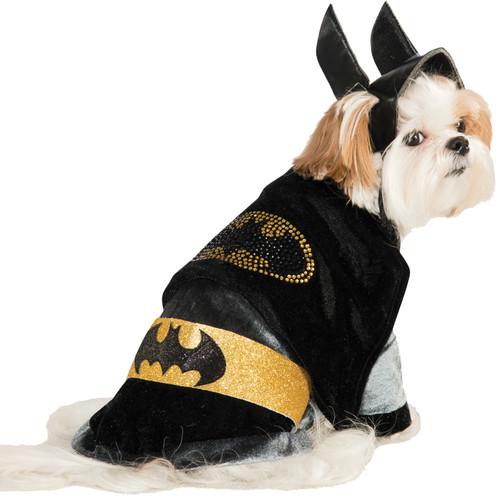 Pet Costume Batman Large - RU887841SM