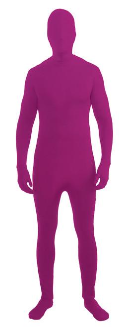 Skin Suit Neon Purple Teen