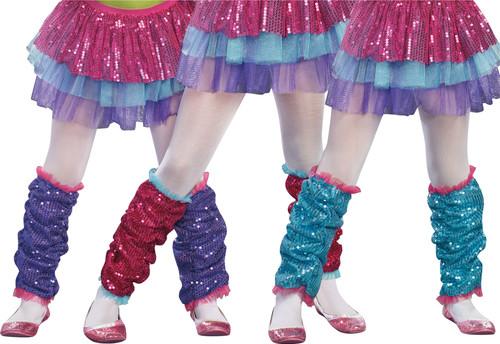 Dance Craze Leg Warmers Turq