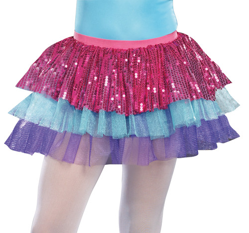 Dance Craze Tutu Child Med Lg