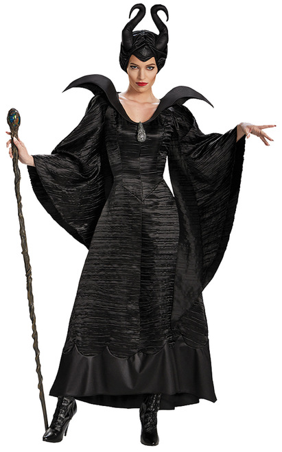 Maleficent Christening Woman's Costume Size 12-14