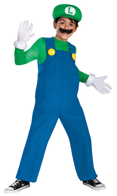 Mario Luigi Deluxe Boys 4-6