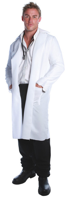Lab Coat Adult One Size