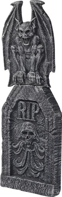 Tombstone Gargoyle Ornate
