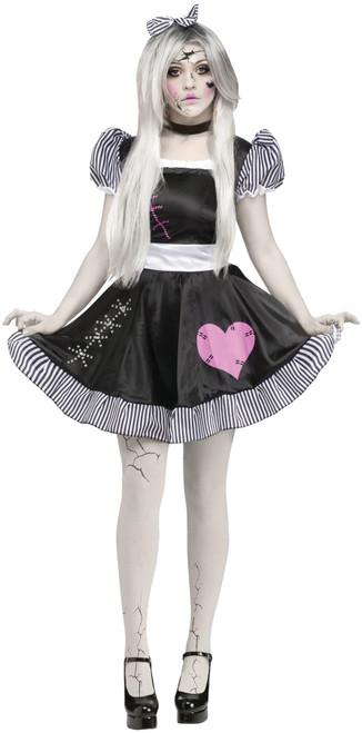 Broken Doll Women's Costume