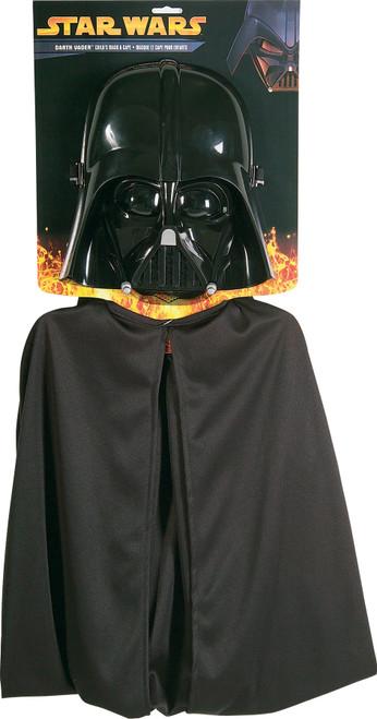 Darth Vader Child Mask And Cap