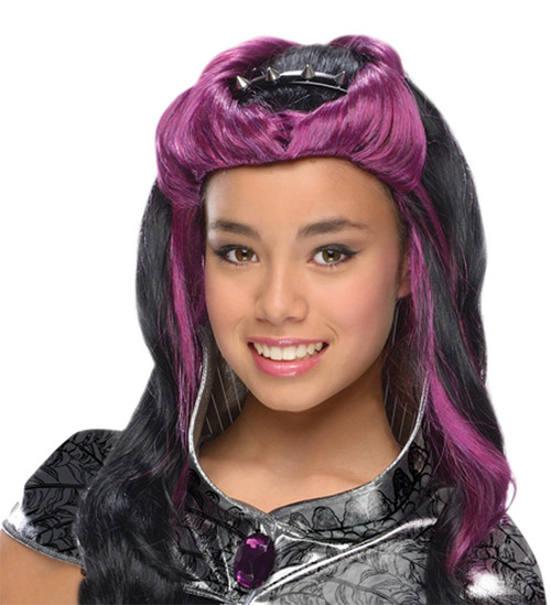 Eah Raven Queen Child Wig