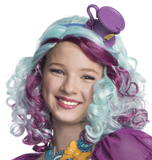 Eah Madeline Hatter Child Wig