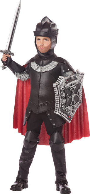 Black Knight Child Lg 10-12