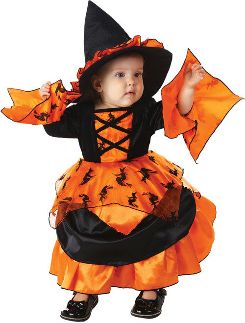 Amelia Witch Nb 3/6m