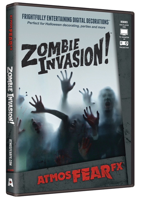 Atmosfearfx Zombie Invasion!