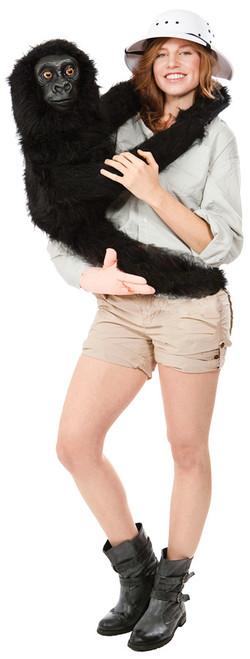Baby Gorilla Arm Puppet