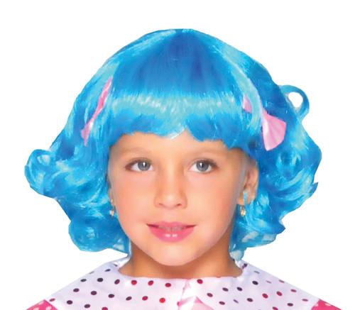 Lalaloopsy Rosy Bumps Wig