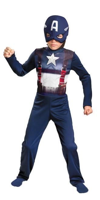 Capt America Retro Basi 7-8