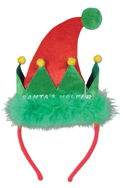 Santa Helper Headband