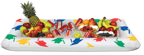 Inflatable Grad Buffet Cooler