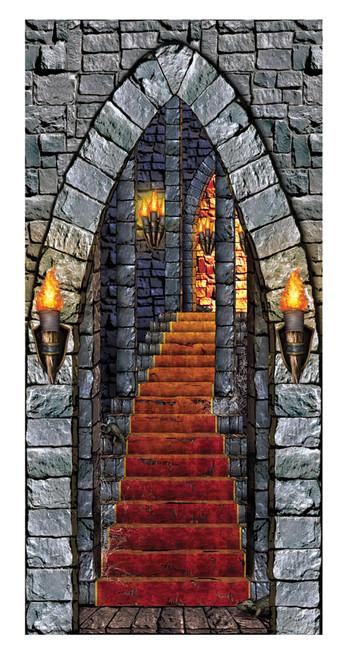 Castle Entrance Door Cover