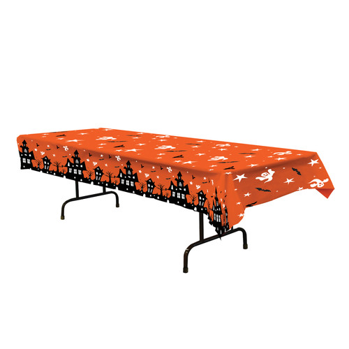 Haunted House Tablecover