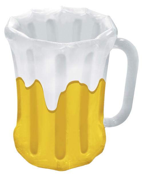Inflatable Beer Mug Cooler