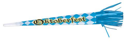 Tasseled Oktoberfest Trumpets