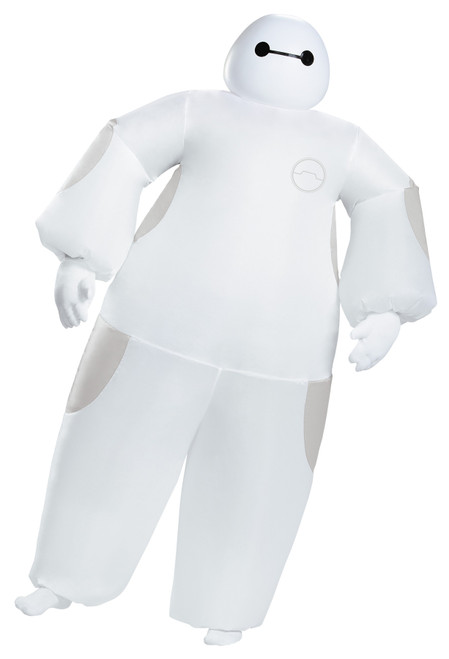 Baymax White Inflatable Adult Costume