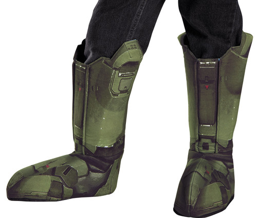 Master Chief Boot Covers Adult